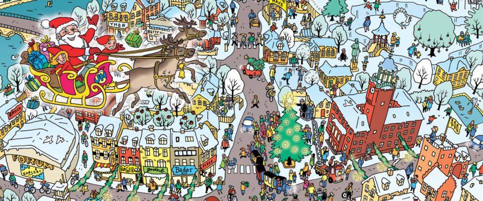 Frederiksberg skal være Danmarks juleby