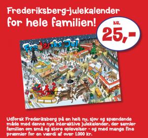 Frederiks Jul flyer
